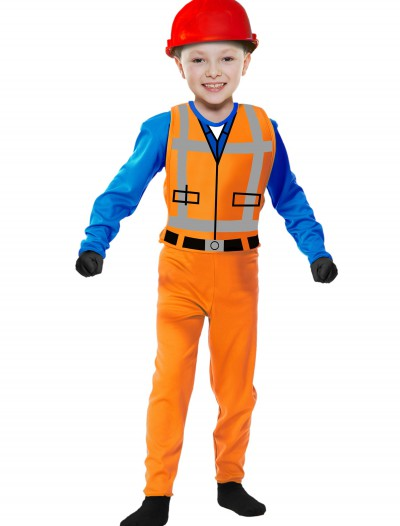 Toddler The Builder Costume buy now
