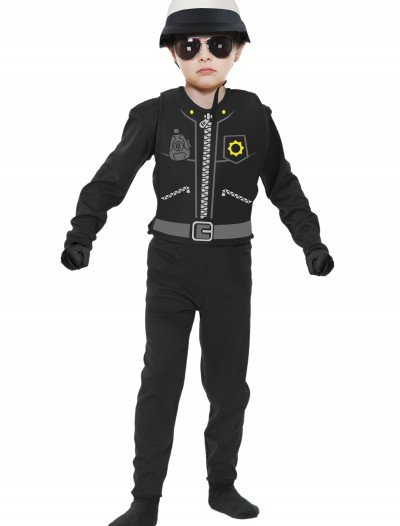 Toddler The Cop Costume buy now