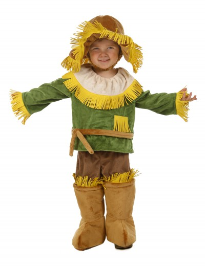 Child Wizard of Oz Cuddly Scarecrow Costume buy now