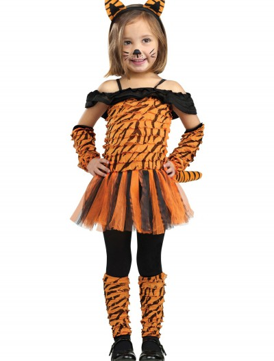 Toddler Tigress Costume buy now