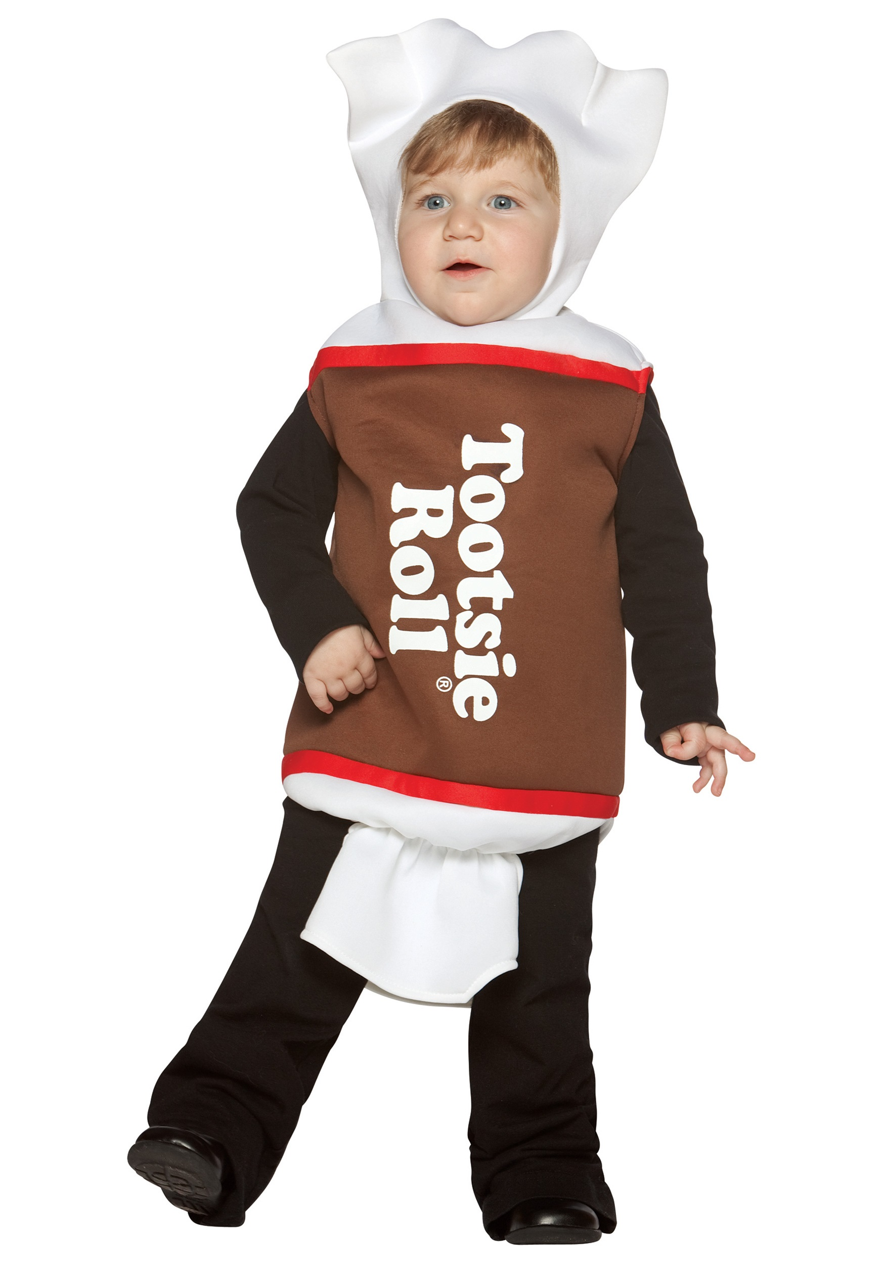 Toddler Tootsie Roll Costume Halloween Costumes