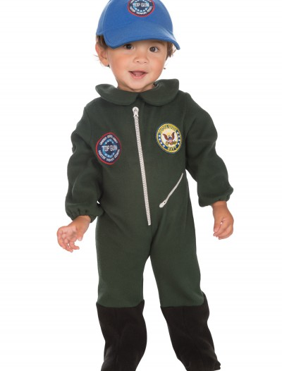 Toddler Top Gun Costume buy now