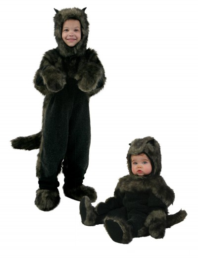 Toddler Black Dog Costume buy now