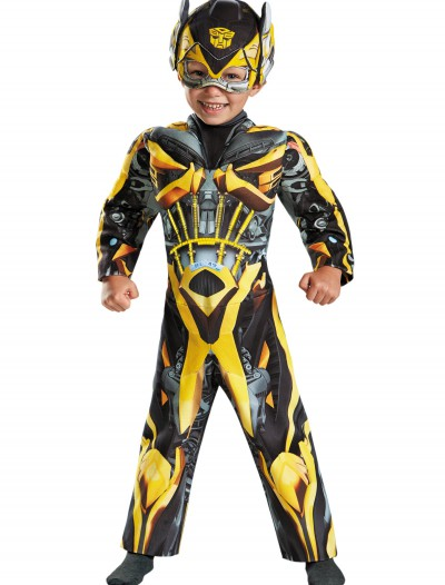Toddler Transformers 4 Light Up Bumble Bee Costume buy now
