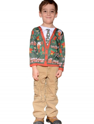 Toddler Ugly Christmas Cardigan buy now