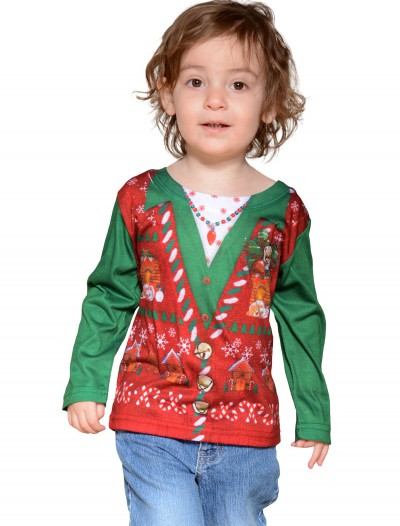 Toddler Ugly Christmas Vest buy now