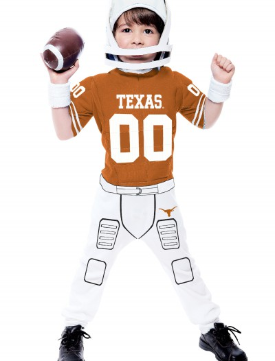 Toddler University of Texas Austin Football Costume buy now
