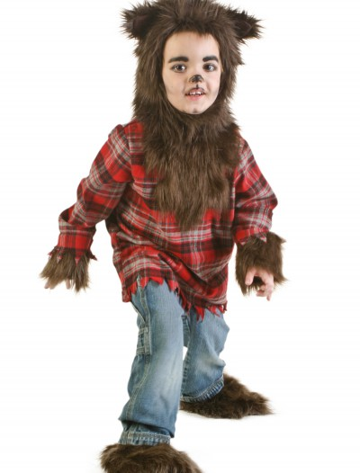 Toddler Werewolf Costume buy now