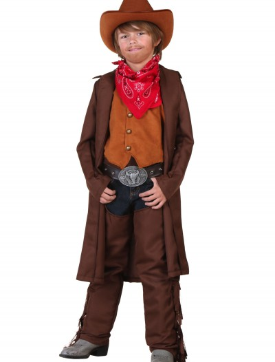 Toddler Wild West Cowboy Costume buy now