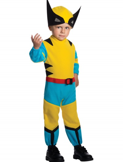 Toddler Wolverine Fleece Jumpsuit buy now