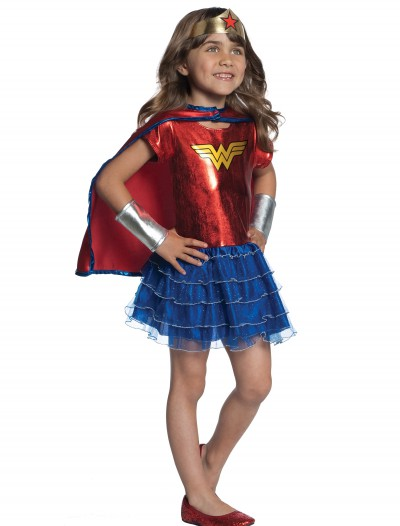 Toddler Wonder Woman Tutu Set buy now