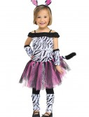 Toddler Little Miss Zebra Costume buy now
