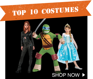 TOP 10 costumes