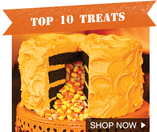 top 10 Halloween treats