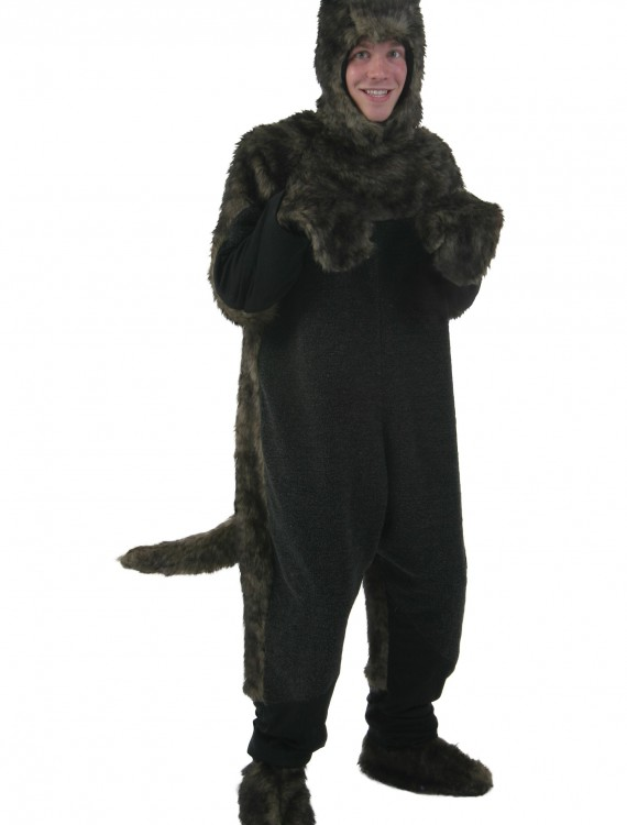 Adult Black Dog Costume buy now