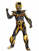 Transformers 4 Boys Bumblebee Prestige Costume buy now