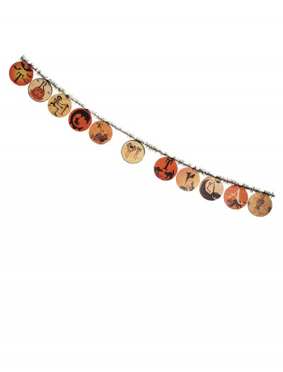 Trick or Treat Garland buy now