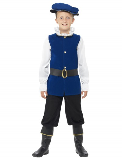 Tudor Boy Costume buy now