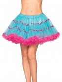 Turquoise and Neon Pink Petticoat buy now