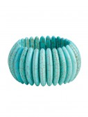 Turquoise Stone Stretch Bracelet buy now