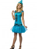 Tween Crayola Steel Blue Glitz Dress buy now