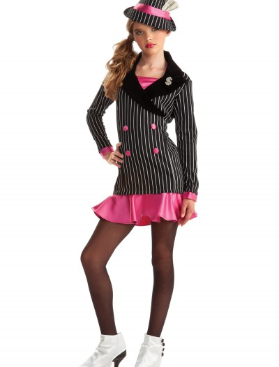 Tween Gangster Costume buy now