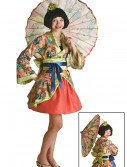 Tween Jade Geisha Costume buy now