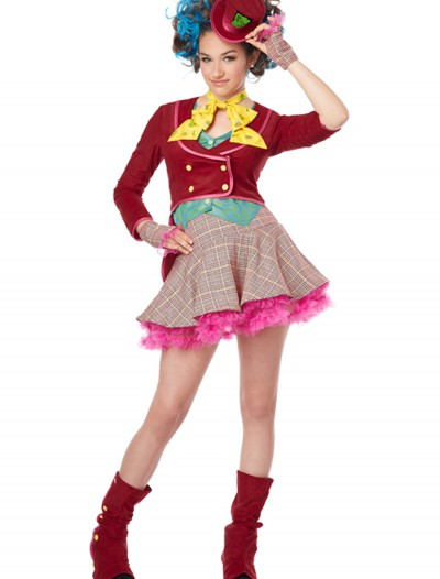 Tween Mad as a Hatter Costume buy now