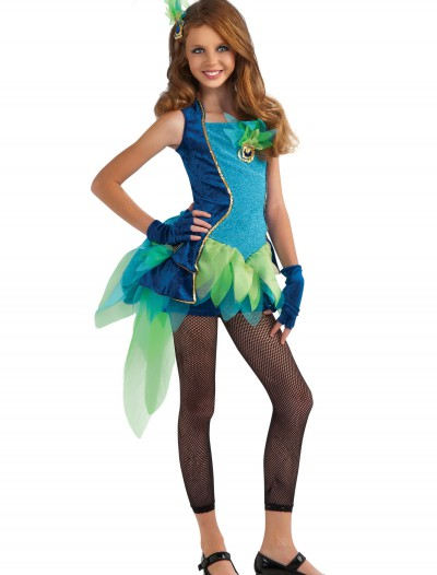 Tween Peacock Costume buy now