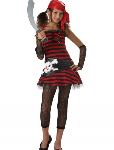 Tween Pirate Cutie Costume buy now