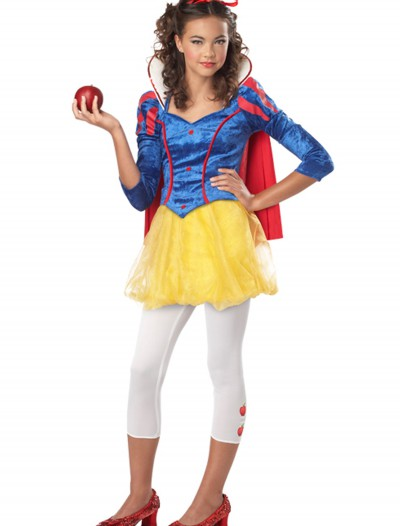 Tween Sassy Snow White Costume buy now