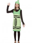 Tween Screamin' Green Crayon Dress buy now