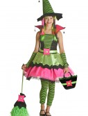 Tween Spiderina Witch Costume buy now