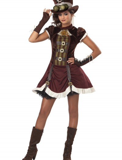 Tween Steampunk Girl Costume buy now