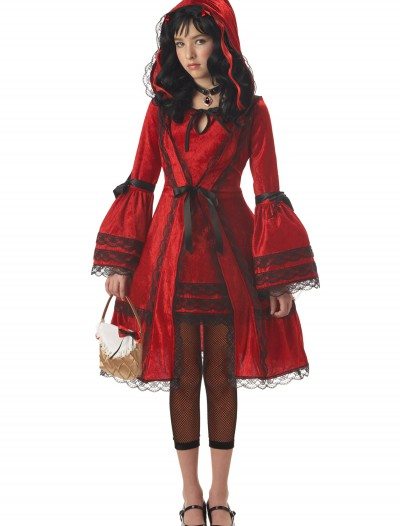 Tween Strangeling Riding Hood Costume buy now