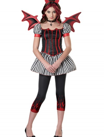 Tween Strangelings Devil Costume buy now