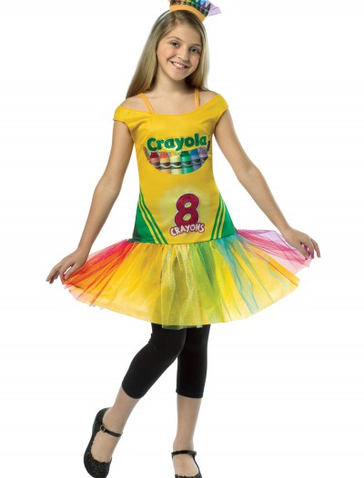 Tween Tutu Crayon Dress buy now