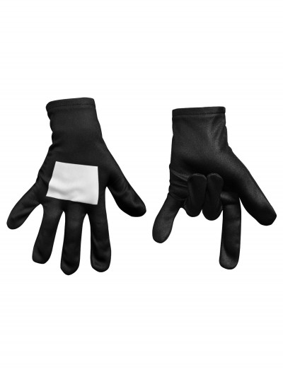 Ultimate Black Suited Spider-Man Child Gloves buy now