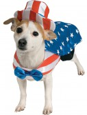 Uncle Sam Pet Costume buy now