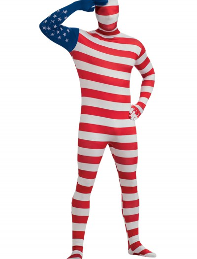 USA Flag Skin Suit buy now