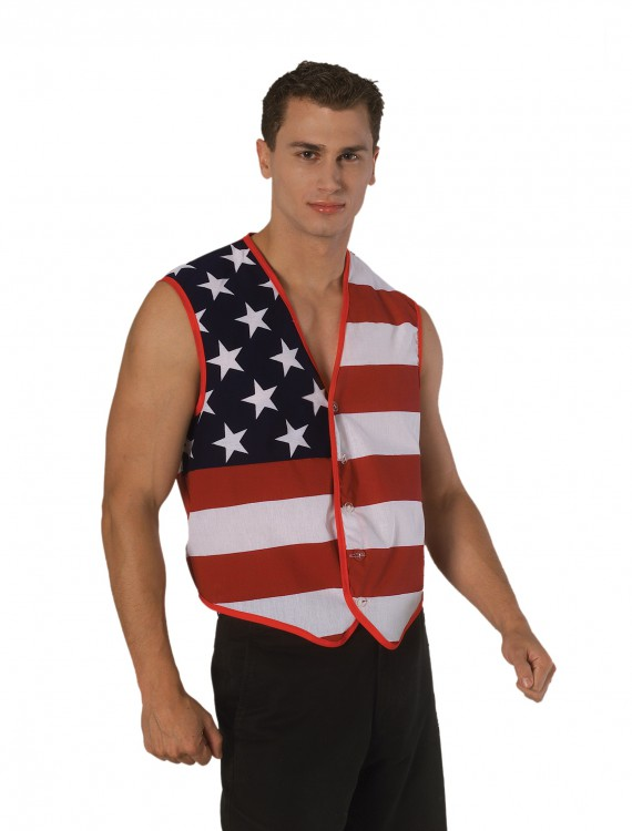 Adult America Vest buy now