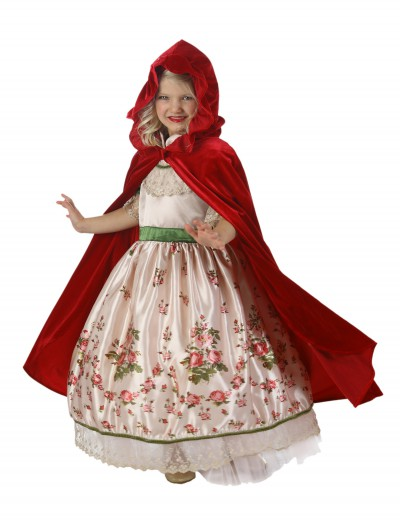 Child Vintage Red Riding Hood Set buy now