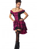 Violet Dance Hall Queen Costume buy now