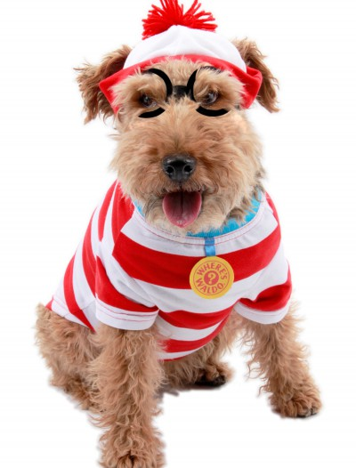 Waldo Woof Dog Costume buy now