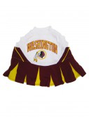 Washington Redskins Dog Cheerleader Outfit buy now