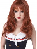 Wavy Auburn Wig buy now