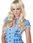 Wavy Blonde Wig buy now