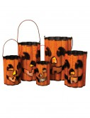 Wavy Metal Halloween Luminaries Set buy now