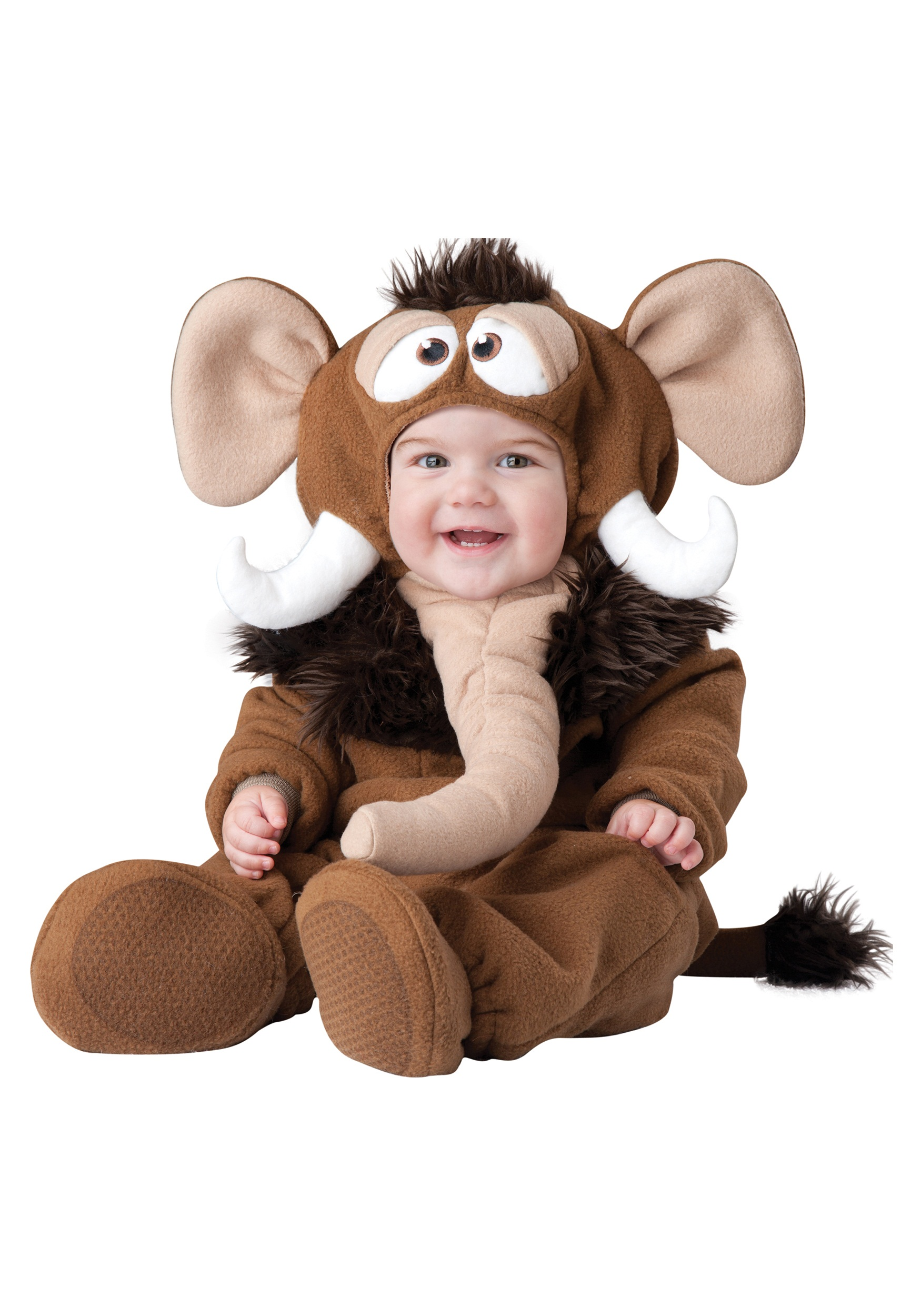 Wee Wooly Mammoth Infant Costume  sc 1 st  Halloween Costumes & Wee Wooly Mammoth Infant Costume - Halloween Costumes