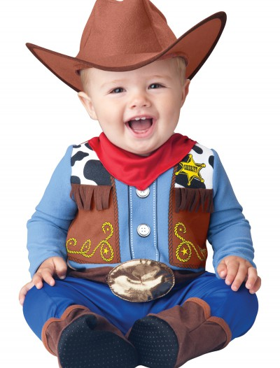 Wee Wrangler Cowboy Costume buy now